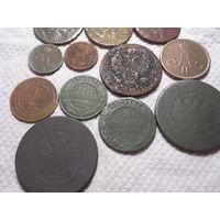 Медные монеты РИ