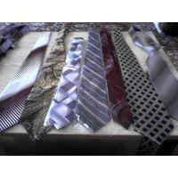 Импортные мужские галстуки времен СССР