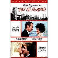 Они все смеялись / They all laughed (Одри Хепберн)  DVD9
