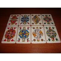 Игральные карты ГДР, 1970-е