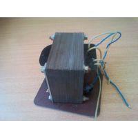 Трансформатор сетевой для создания ламповой конструкции.Выходное переменки 180 вольт+6.3 вольт.САМОВЫВОЗ.