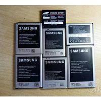 Аккумуляторы для телефонов Samsung оригинальные, б/у