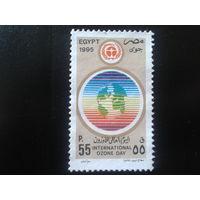 Египет 1995 озоновый слой