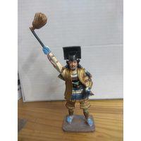Солдатик НЕ оловянный(военно-историческая миниатюра) самурай Del prado (Дель прадо) Nodachi Musha