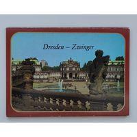 Набор открыток Дрезден Dresden Zwinger