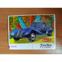 Turbo classic #135 турбо классик