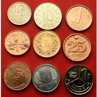 9 монеток - 9 стран. #134 Старт с 10 копеек