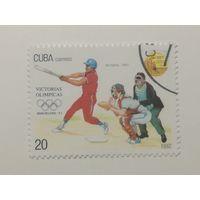 Куба 1992. Медалисты Кубы на Олимпийских Играх