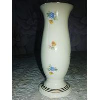 Антикварная миниатюрная ваза 10 см. Фарфор. Германия. Клеймо.
