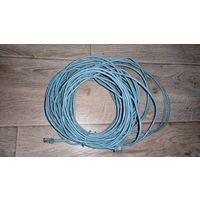 Сетевой кабель 22 метра
