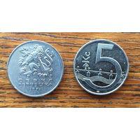 Чехия, 5 крон 1993 (?)