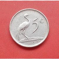 67-25 ЮАР, 5 центов 1974 г.
