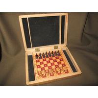 Шахматы дорожные,комплектные.
