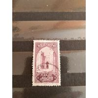 1917 французская колония Марокко архитектура (2-16)