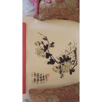 Картина на бумаге из Китая