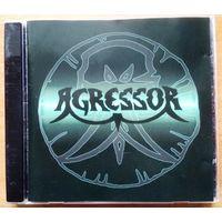 "AGRESSOR  ""Medieval Rites"" CD 1999"