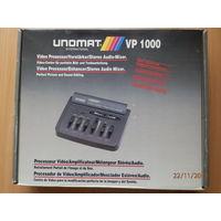 Пульт аудио-видео микшерный аналоговый UNOMAT VP 1000