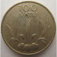 Вануату 100 вату 1998 г.