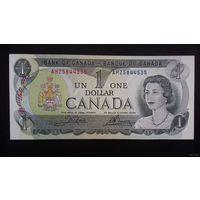 1 доллар 1973 года. Канада. UNC-. Распродажа.