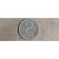 Германия ГДР 2 марки 1978А(Ah)