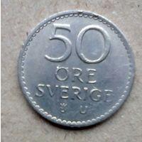 50 эйре Швеции 1970