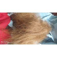 Шиньон (сплетённый натуральный волос)