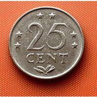 112-20 Антильские острова, 25 центов 1971 г.