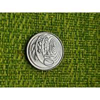 Каймановы острова 10 центов 2008 год