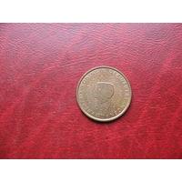 5 центов 2007 года Нидерланды