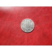 10 грошей 1983 года Австрия