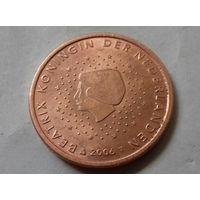 5 евроцентов, Нидерланды 2006 г., AU