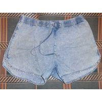 Шорты джинсовые тонкие Aniston 36 р-р рост 152-158