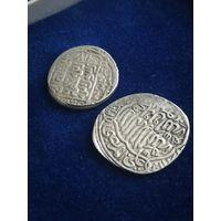 2 Монеты/ Астарабад/Херад/Серебро