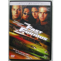 Форсаж (The Fast And The Furious) DVD9