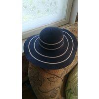 Шляпа с широкими полями от солнца. Новая