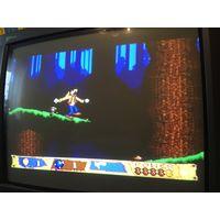 Картридж Sega/Сега 16 bit Стародел #14 в большом боксе
