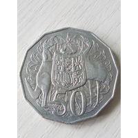 Австралия 50 центов 1984г.