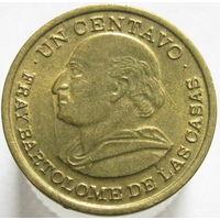 Гватемала 1 сентаво 1978 (229)