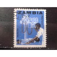 Замбия 1964 Стандарт 1п