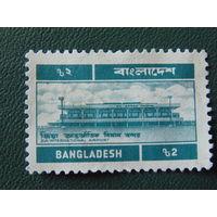 Бангладеш. Архитектура.