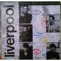 Liverpool - Frankie Goes to Hollywood, 1986, LP, GERMANY