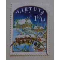 Литва.2003.Рождество