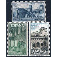 Монастыри Испания 1964 Монастырь Санта-Мария-де-Уэрта–MNH** (И)