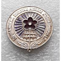 Медальон. Оршанский Ордена Ленина Льнокомбинат #008