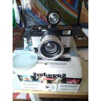 Lomography Fisheye 2 фотоаппарат плёночный