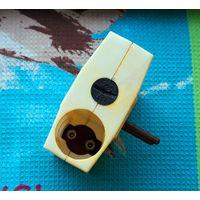 """Зарядное устройство для батареек """"Крона"""", используемых в металлоискателях. Производство СССР !!!"""
