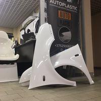 Крылья Volkswagen Bora стеклопластик