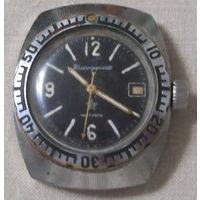 Часы Амфибия, водонепроницаемые
