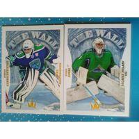 В.Коваль и С.Горячевских - 2 карточки одним лотом.