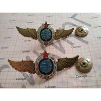 Знак классность военно-космические силы СССР (цена за 1 знак)